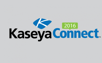 Takeaway's from Kaseya Connect 2016