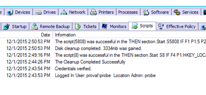 Thorough Disk Cleanup Script with Labtech
