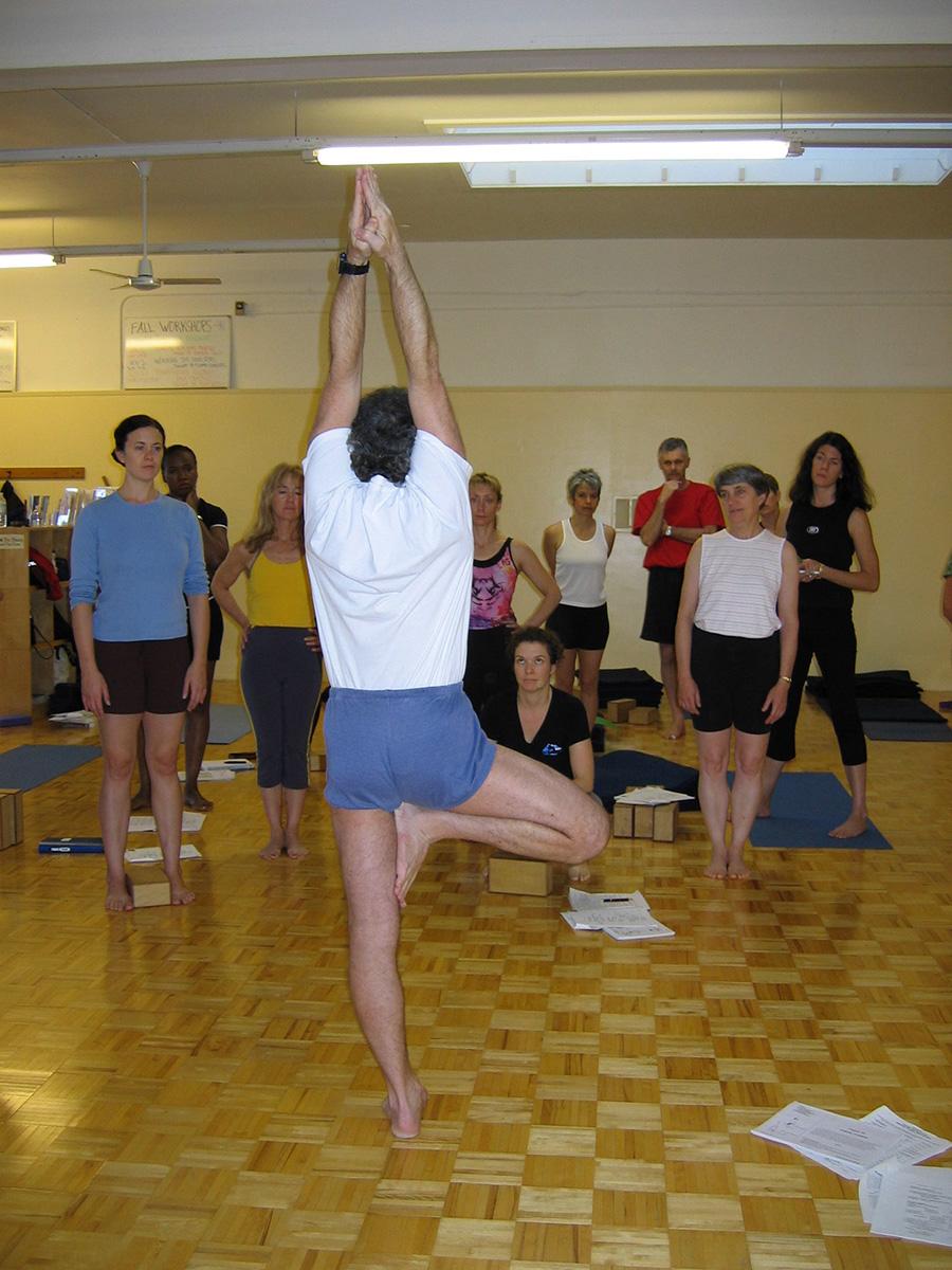 Yoga Teacher Trainings Seattle