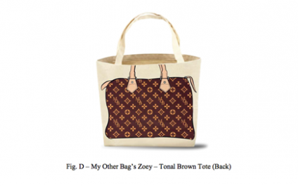 Louis Vuitton fails to see the humour – My Other Bag succeeds with parody defense.
