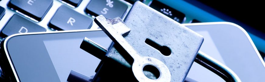 Lock down Security with a Password Manager.