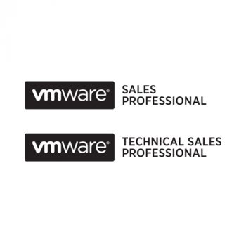 VMware Sales Professional (VSP) & VMware Technical Sales Professional (VTSP)