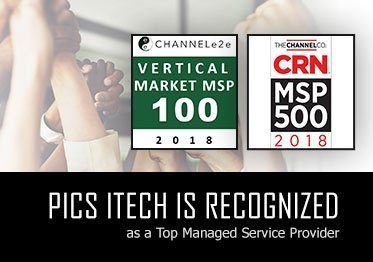PICS ITech Is Recognized as a Top Managed Service Provider