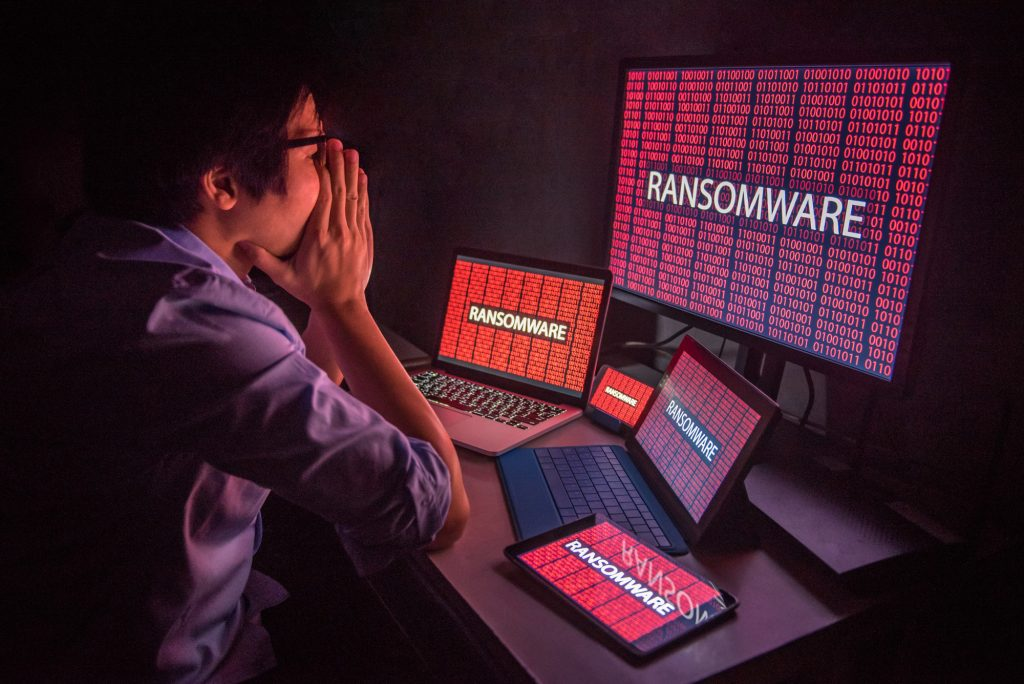 ransomware recovery