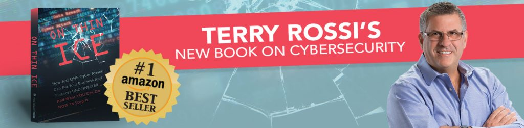 On Thin Ice Book - Terry Rossi
