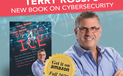 Local Managed IT Service Provider CEO, Terry Rossi, Signs Publishing Deal to Help Small Businesses Through Cyber-Crime Crisis Surging in 2020.