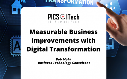 Measurable Business Improvement with Digital Transformation
