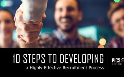 10 Steps to Developing a Highly Effective Recruitment Process
