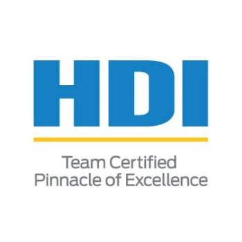 HDI Help Desk Certified
