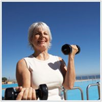 Reducing risk of diabetes with weights
