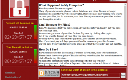 5 Quick Tips to Avoid the WannaCry Ransomware Going Viral Across the Internet